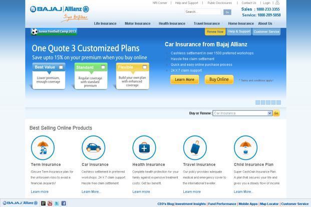 Berkshire Hathaway Will No Longer Sell Bajaj Allianz