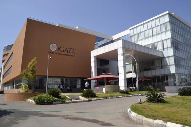 A file photo of iGate's India headquarters in Bangalore. Photo: Reuters (Reuters)