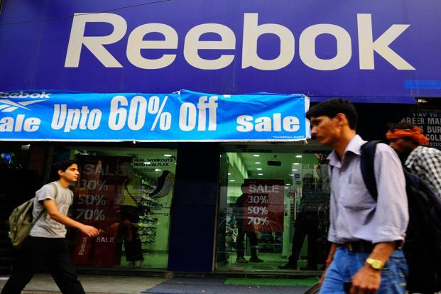 The case has been shifted to the Haryana State Crime Branch on a request made by Adidas, the owner of the Reebok brand. Photo: Priyanka Parashar/Mint