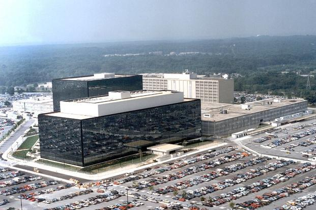 A file photo of National Security Agency at Fort Meade, Maryland. Photo: AFP