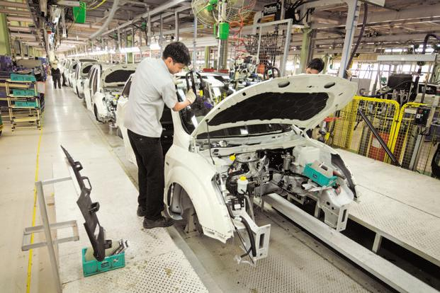 Auto Industry Running Out Of Gas Livemint