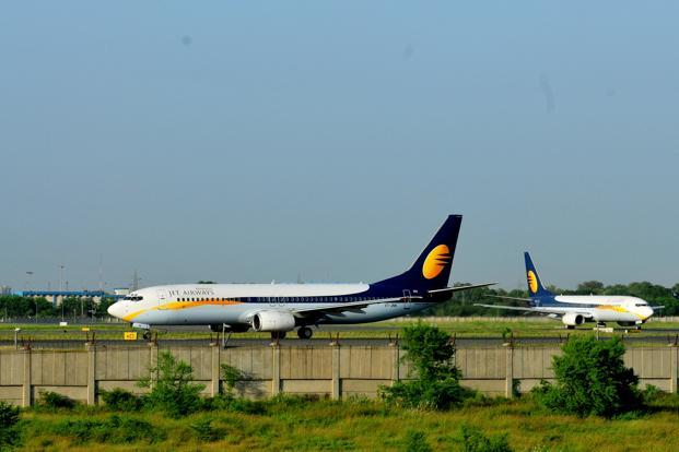On 13 June, the foreign investment promotion board deferred a decision on the deal, saying it required more clarity on control and ownership structure of Jet Airways. Photo: Ramesh Pathania/Mint
