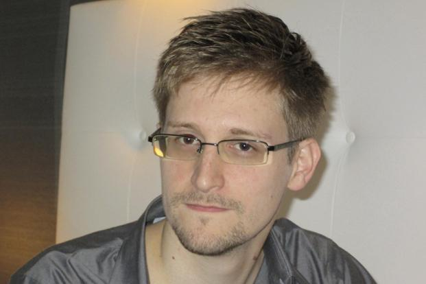 A file photo of US National Security Agency whistleblower Edward Snowden. Photo: Reuters