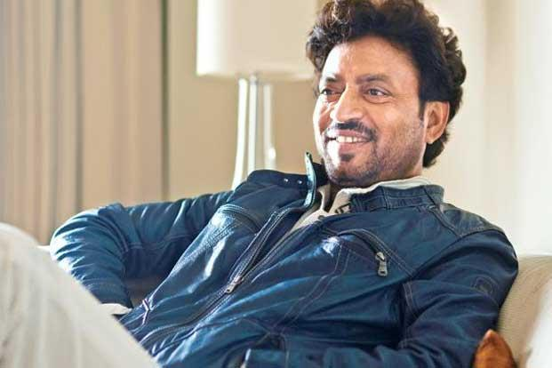 Irrfan Khan at the JW Marriott in Mumbai. Photo: