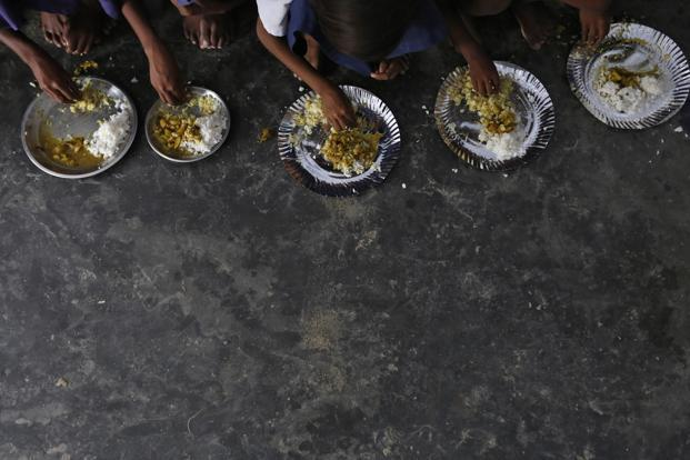 Even with many shortcomings the mid-day meal scheme is still the best implemented of all social programmes, comparing favourably to the public distribution system, the Integrated Child Development Services scheme and the Mahatma Gandhi National Rural Employment Guarantee Act. Photo: Reuters