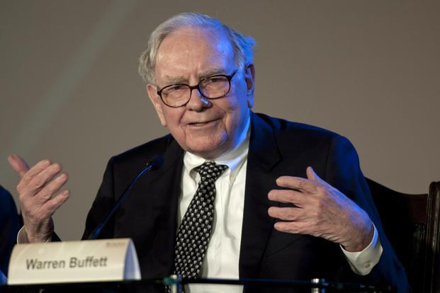 Last week, Warren Buffett's Berkshire Hathaway decided to give up on India's insurance market after just two years in operation. Photo: Bloomberg
