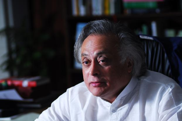 Rural development minister Jairam Ramesh says the draft, which was ready on 18 July, has been circulated to state governments for comments and suggestions in 30 days. Photo: Pradeep Gaur/Mint (Pradeep Gaur/Mint)