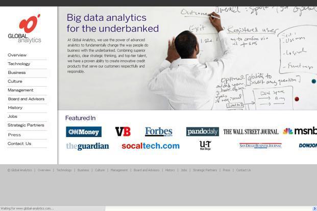 US-based Global Analytics raises 30 mn, eyes India