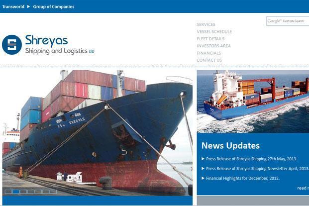 Shreyas Shipping to start two new coastal shipping services