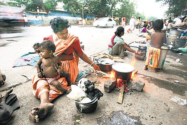 essays on poverty reduction in india