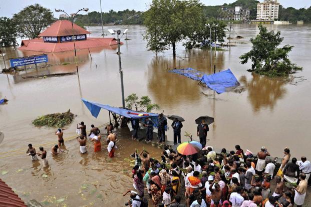 Kerala Rain Kochi Airport Resume Operations Toll Rises