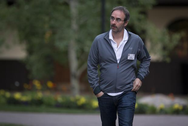 Eric Lefkofsky, who was named interim CEO in February, has pushed on with his mobile-centric strategy since fellow founder Andrew Mason was replaced in February. Photo: Bloomberg (Bloomberg)