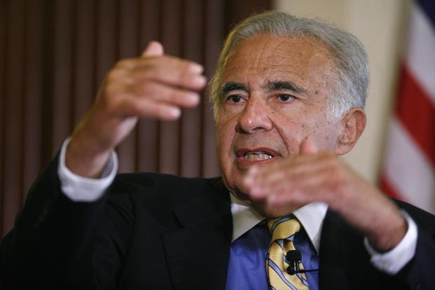Activist investor Carl Icahn. Photo: Reuters