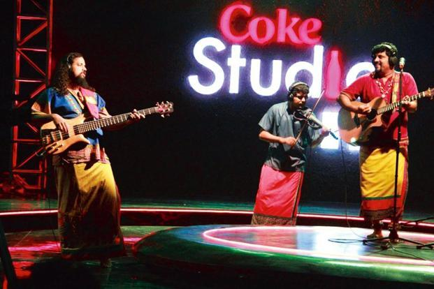 In Season 1, The Raghu Dixit Project recreated and performed Hey Bhagwan
