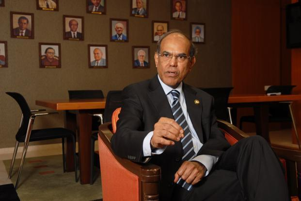 Governor D. Subbarao says that it is inaccurate and unfair to contend that the Reserve Bank is obsessed with inflation, oblivious to growth concerns. Photo: Hemant Mishra/Mint