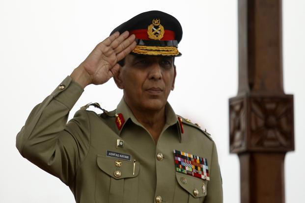 Pakistan's chief of army staff General Ashfaq Kayani. Photo: Reuters (Reuters)