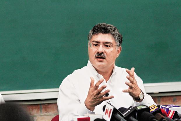 Professor Ashish Nanda steps aside as Director IIMA