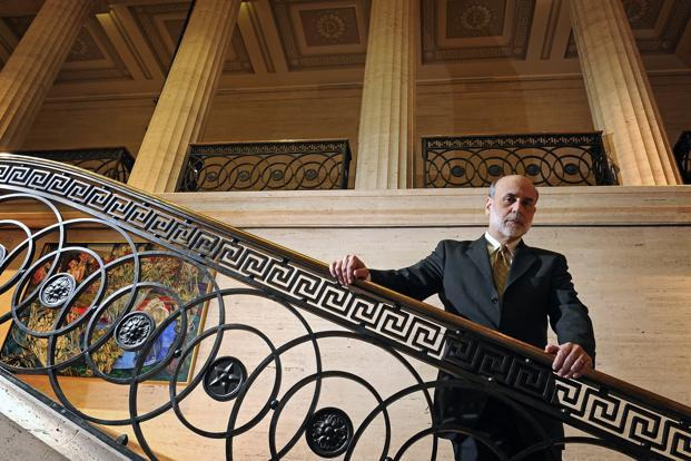 US Federal Reserve chairman Ben Bernanke. Photo: Mary F. Calvert/The New York Times