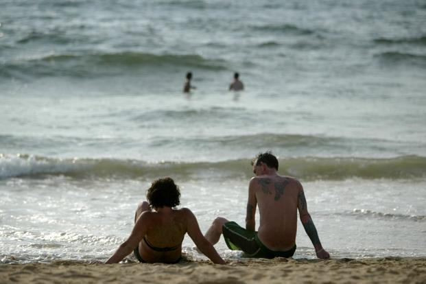 Domestic holidays are still holding steady while foreign holidays have seen a marginal drop, according to a survey released on Tuesday by online travel review firm TripAdvisor Llc. Photo: AFP (AFP)