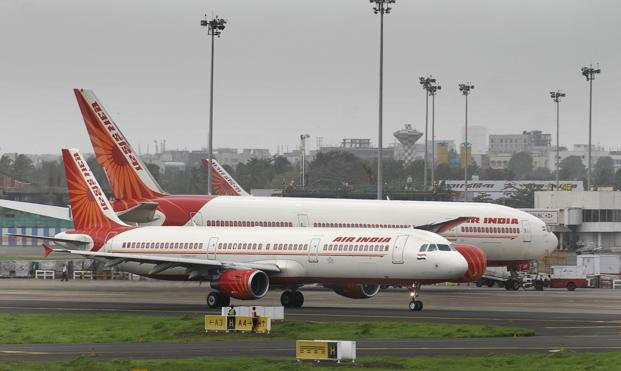 Icao clubbed India with 12 other nations, including Angola, Congo, Djibouti, Eritrea, Guinea, Guinea-Bissau, Haiti, Kazakhstan and Lebanon, on air safety oversight. Photo: Abhijit Bhatlekar/Mint