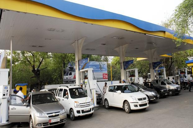 The proposal to shut down petrol pumps by 8pm has been rejected by finance minister P. Chidambaram. Photo: Ramesh Pathania/Mint