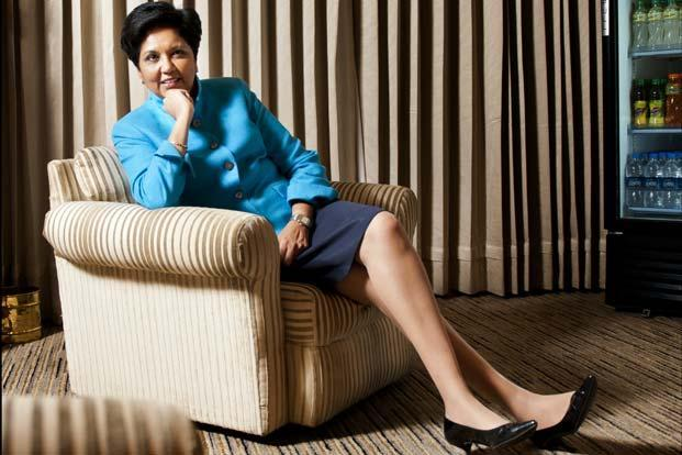Indra Nooyi says the <span class='WebRupee'>Rs.</span>33,000 crore investment reaffirms Pepsi's faith in India. Photo: Priyanka Parashar/Mint