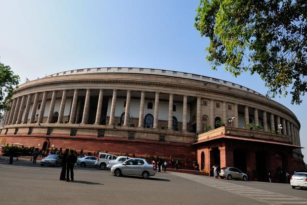 According to PRS Legislative Research, the Lok Sabha sat for a total of 63.77 hours till 5 September, while the Rajya Sabha sat for a total of 86.85 hours. The total time lost due to adjournments in the Lok Sabha was 56.23 hours (47%), while the Rajya Sabha lost 26.15 hours due to adjournments (23%). Photo: Priyanka Parashar/Mint
