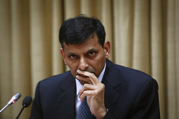 A file photo of RBI governor Raghuram Rajan. Photo: Reuters