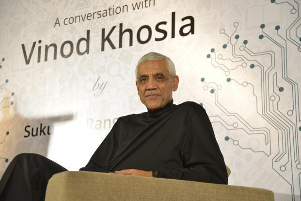 On a trip to India, Vinod Khosla offered valuable advice for budding entrepreneurs, including what he looks for when he invests in startups and the routes entrepreneurs need to choose or avoid. Photo: Hemant Mishra/Mint