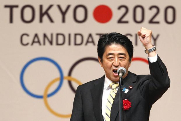 Japanese Prime Minister Shinzo Abe promised the roughly 100 members of the IOC that concerns about the leaking Fukushima nuclear plant 140 miles (230 km) from Tokyo were unfounded. Photo: Reuters