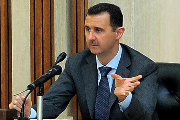 The Obama administration has accused Bashar al-Assad's forces of killing 1,429 people in a poison-gas attack in the suburbs of Damascus on 21 August, a charge denied by the Syrian government. Photo: AFP