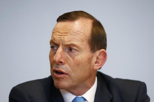 Australia's conservative leader and prime minister-elect Tony Abbott . Photo: AFP