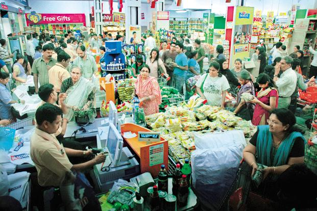 Kirana Stores Fast Imitating Big Retail Chain Culture