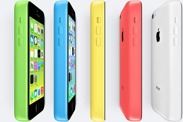 In the US, an unlocked iPhone 5C will be available for $549 (around Rs.36,000), while and unlocked iPhone 5S will be available for $649.