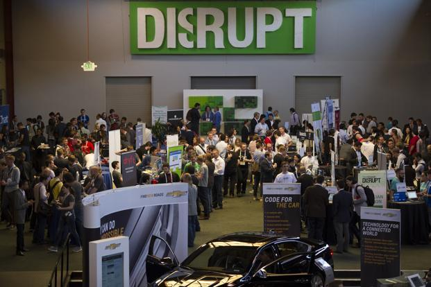 The showpiece event of the show was the Disrupt Battlefield. The six finalists were Dryft, Fates Forever, Layer, Soil IQ, Regalii, and Cota by Ossia. Apart from San Francisco, the battle also takes place in New York and Beijing. Bloomberg