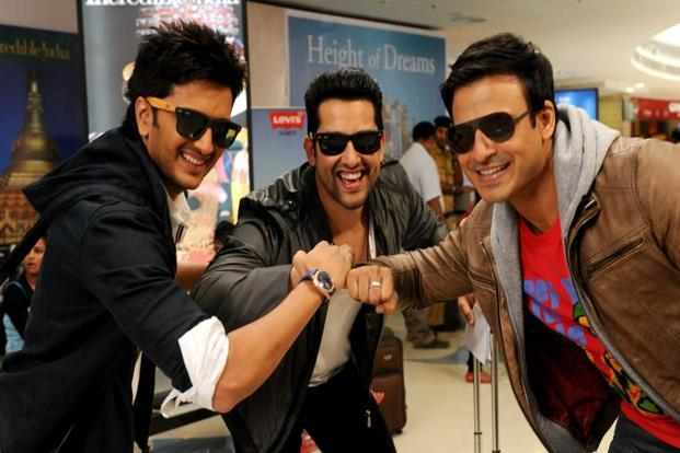 A still for movie Grand Masti