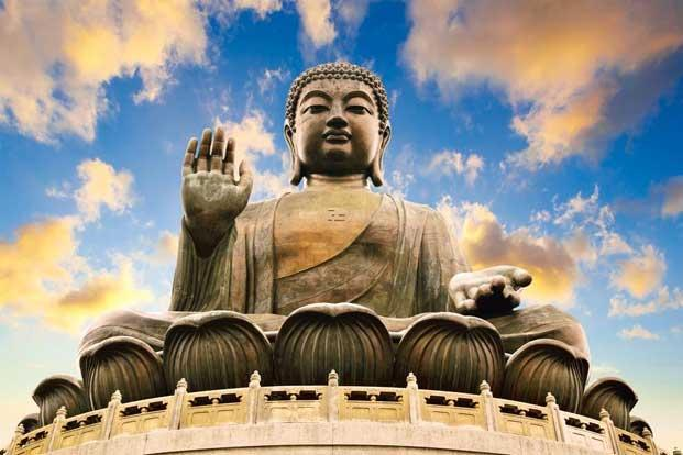 What an irony that the first episode of Zee TV's new serial, Buddha, has generated a controversy to 'possess' the birthplace of the most astute advocate of dispossession. Photo: Thinkstock