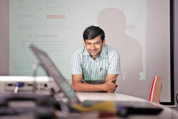Phanindra Sama says there were so many things he'd have never realized, if not for entrepreneurship, and never introspected. Photo: Aniruddha Chowdhury/Mint (Aniruddha Chowdhury/Mint)