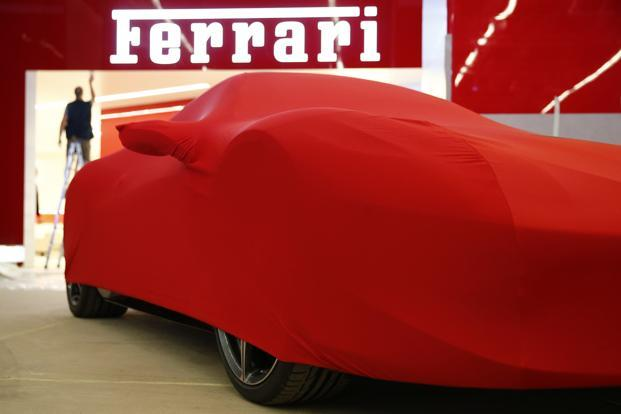 The price was an auction record for an Alfa and the second-highest for a car at an auction in Europe, Bonhams said. Photo: Reuters (Reuters)