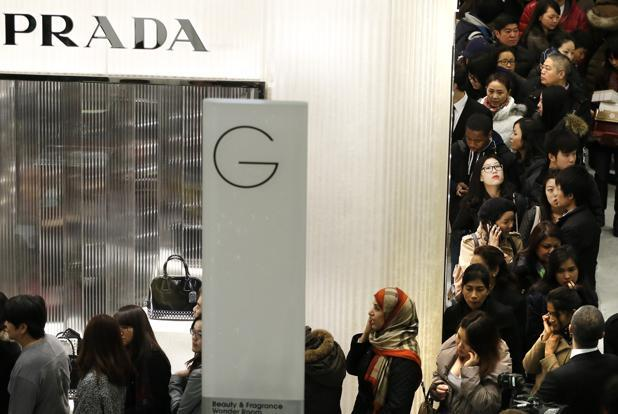 Many luxury clients are moving away from more loud or bling-focused luxury brands like Gucci or Louis Vuitton, towards things that are a bit more subtle and sophisticated without the flashy logom says an analyst. Photo: Reuters (Reuters)