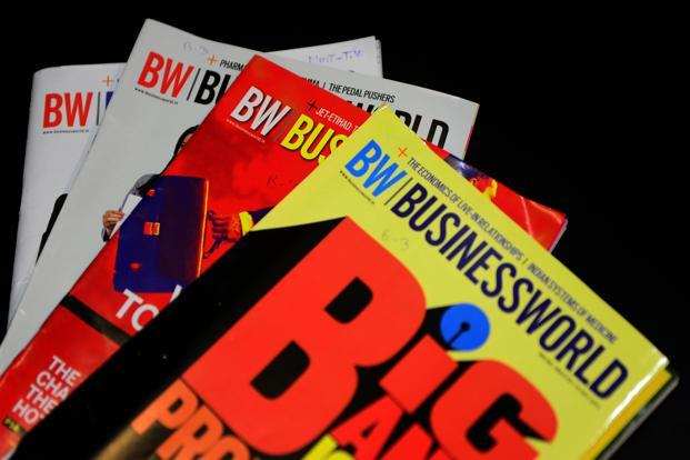 'Businessworld', launched in 1981, has traditionally been a print magazine without a large presence online. Photo: Ramesh Pathania/Mint (Ramesh Pathania/Mint)