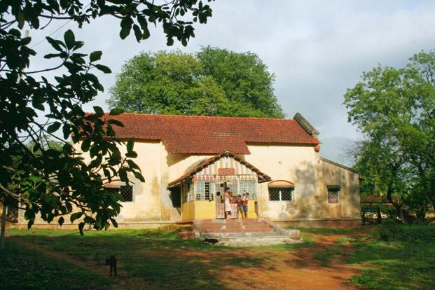 The Potter Bungalow Is Now Occupied By Bablu Paswan A Long Serving Attendant Of