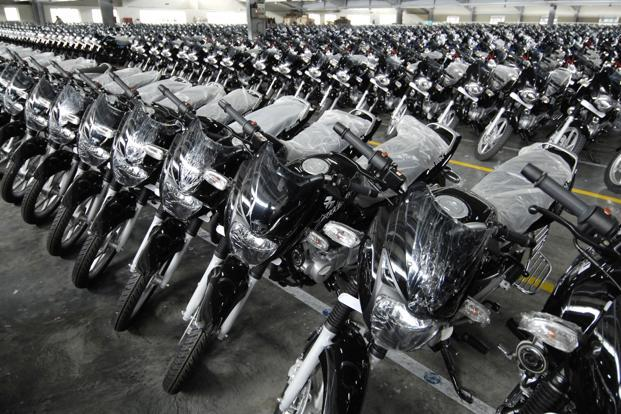 Bajaj Auto, which ships 30% of its motorcycle production to overseas markets, is the market leader in Nigeria—one of the biggest markets in Africa. Photo: Bloomberg