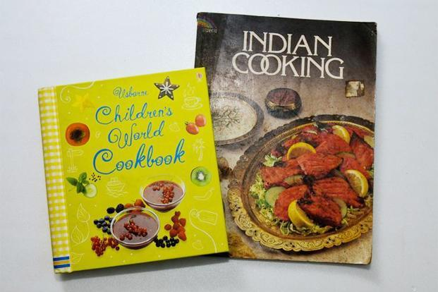 Hunger games the cookbook chefs livemint our first cookbooks usbornes children world cookbook and hamlyns indian cooking forumfinder Choice Image