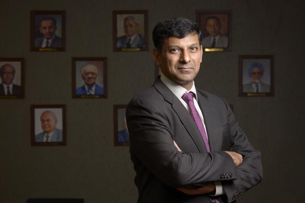 Raghuram Rajan says the first signs of revival would likely happen in the sector that went down first – large infrastructure projects. Photo: Abhijit Bhatlekar/Mint