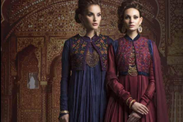 b1f83681f5 ... Rohit Bal's new line for ethnic womenswear brand Biba. (Rohit Bal's new  line for