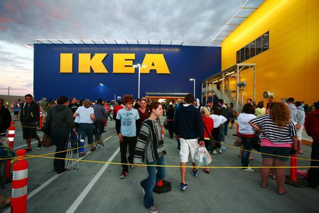 ikea in talks with authorities to find location for stores livemint. Black Bedroom Furniture Sets. Home Design Ideas