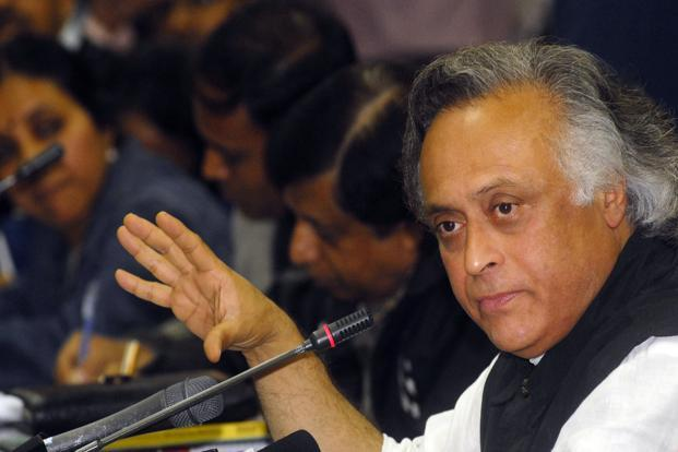 Minister of rural development Jairam Ramesh. Photo: Ramesh Pathania/Mint