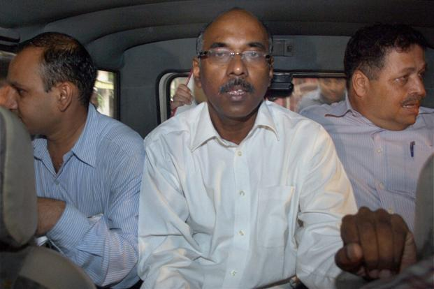 Anjani Sinha, who was sacked on 20 August along with six other top executives, is the third person to be arrested in the case. Photo: PTI