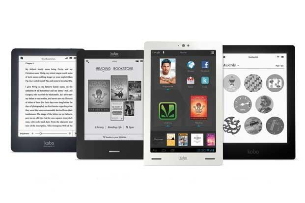 Kobo Takes On Amazon's Kindle